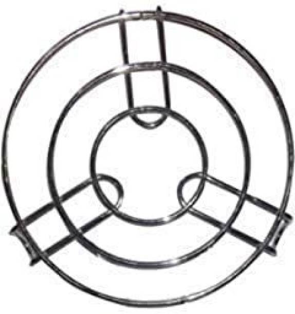 Super HK Round Grill Tray Steamer Rack Pizza/Cake Steel Stand Cookware Tool Stainless Steel Trivet