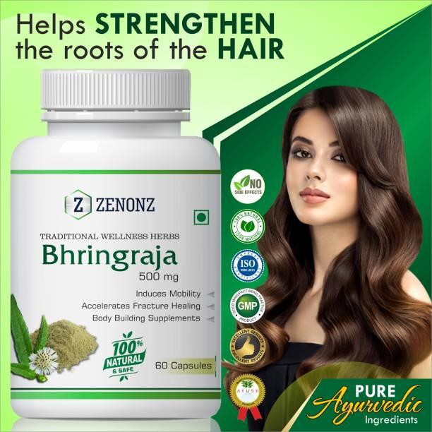 zenonz Bhringraja Relief From Migraine