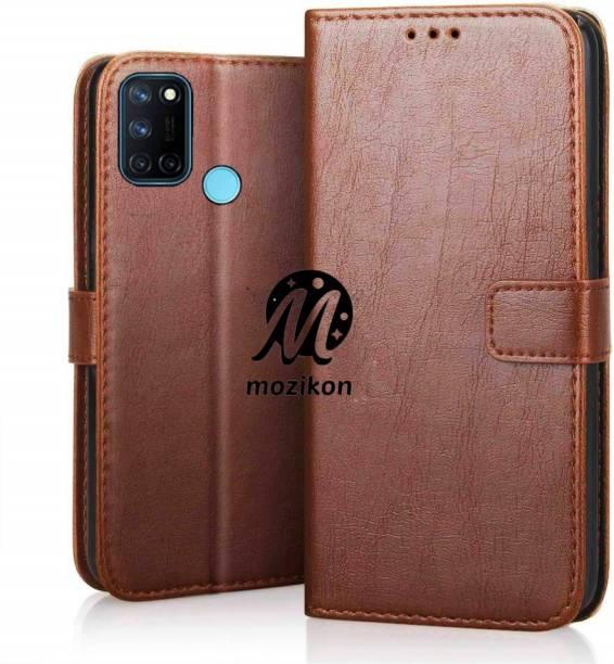MOZIKON Flip Cover for Realme 7i