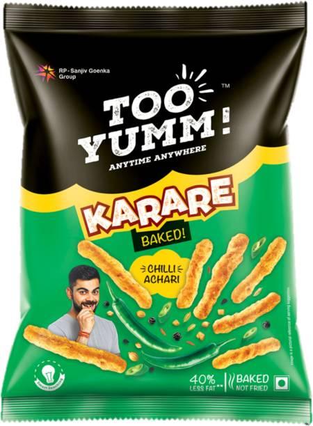 Too Yumm! Karare Chilli Achari Chips
