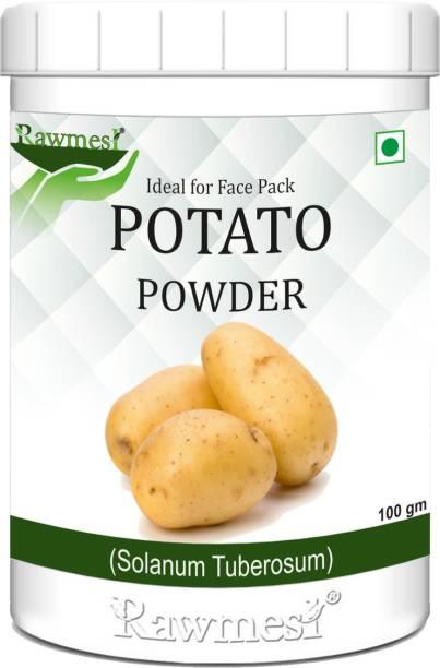 Rawmest Organic Potato Powder for Skin Lightening & Whitening