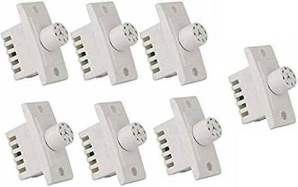 Tuffan Polycarbonate Switch 7 Step Type Fan Regulators (7 Pieces Step) Type Button Regulator Step-Type Button Regulator