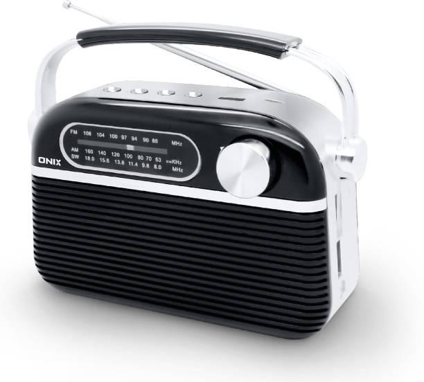 Onix MELODY DELUXE BLACK FM Radio