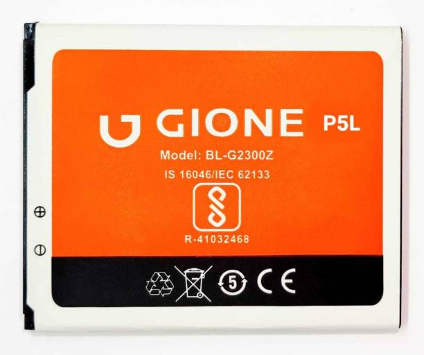 AEHUB Mobile Battery For  GIONEE MODEL P5L / BL-G2300Z