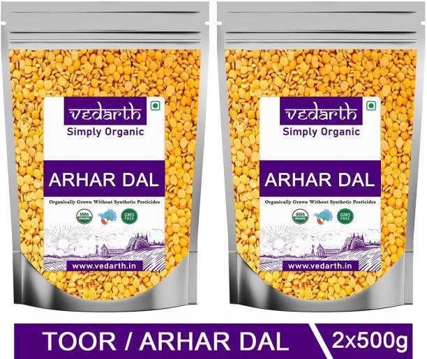 Vedarth Arhar Dal (Split)