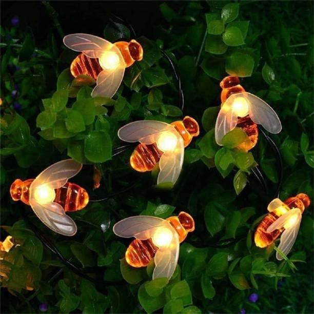 Triptivos 132 inch Yellow Rice Lights