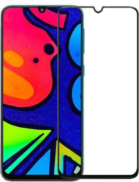 iZAP Edge To Edge Tempered Glass for Samsung F41, Samsung M31, Samsung M31 Prime