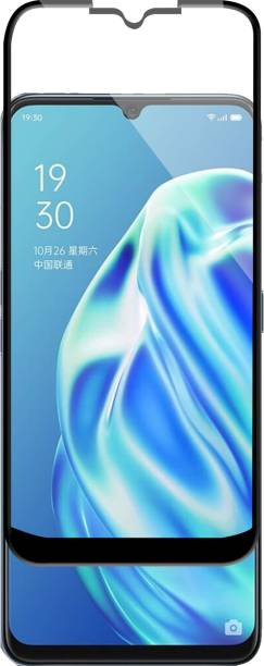 Flipkart SmartBuy Tempered Glass Guard for Oppo A15