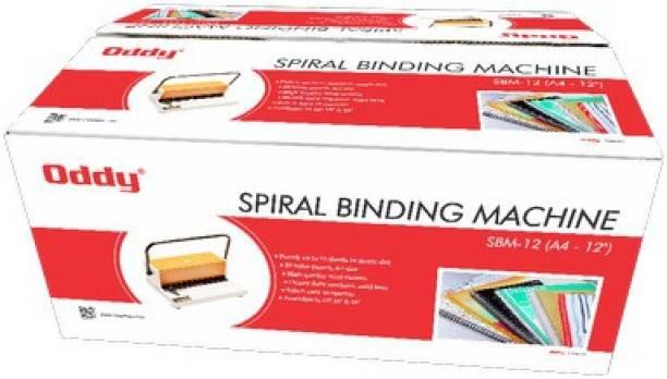 ODDY F/s Spiral Machine - 15 inch 45 Holes Manual Ring Binder