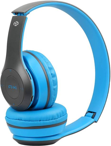 Raptech Wireless Bluetooth Headphones 5.0+EDR with Volume Control Bluetooth Gaming Headset
