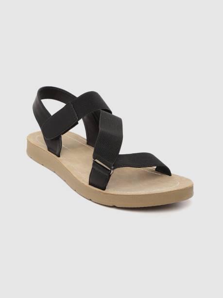 MAST & HARBOUR Women Black Flats