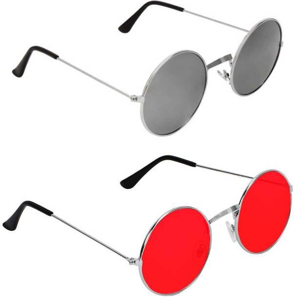 Royalmede Round, Round Sunglasses