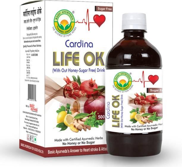 Basic Ayurveda Cardina Life Ok Drink Sugar Free
