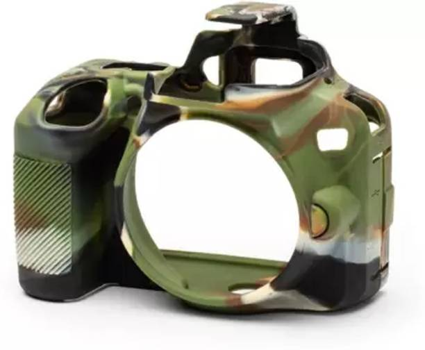 digital click Silicon Protective Camera Cover/Case for Nikon D3500  Camera Bag