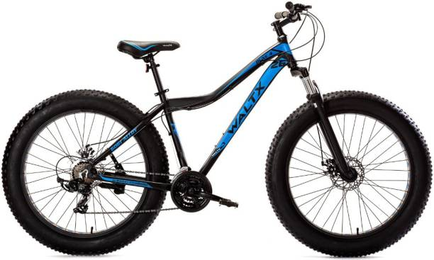 WALTX Dune 4 - Front Suspension 26 T Fat Tyre Cycle