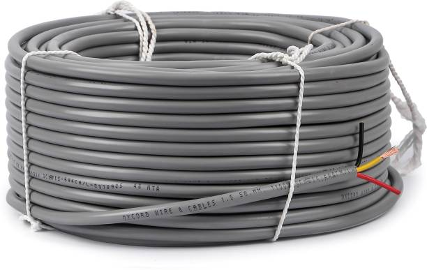 Oxcord PVC Grey 30 m Wire