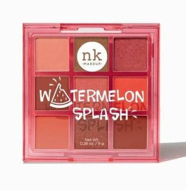 Nicka K Pop Neon Nine Color Palette 8 g