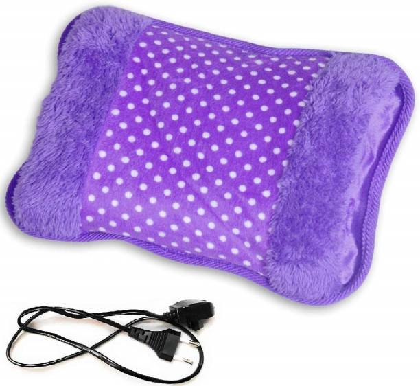 jamunesh enterprise Electrothermal Warm heating bag, Electric hot water bags electric Heating Gel Pad-Heat Pouch Hot Water Bottle Hand Warmer with Pocket Pain Reliever for Joint, Muscle, Back Shoulder-Multicolor Hot Water Bags 1.5 L Hot Water Bag