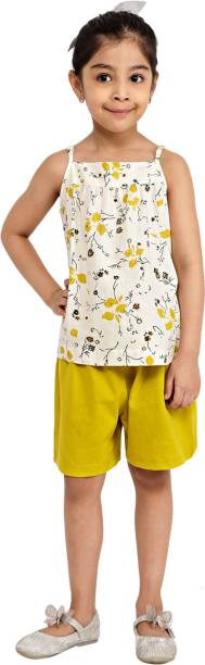 Ninos Dreams Girls Casual Tunic Shorts