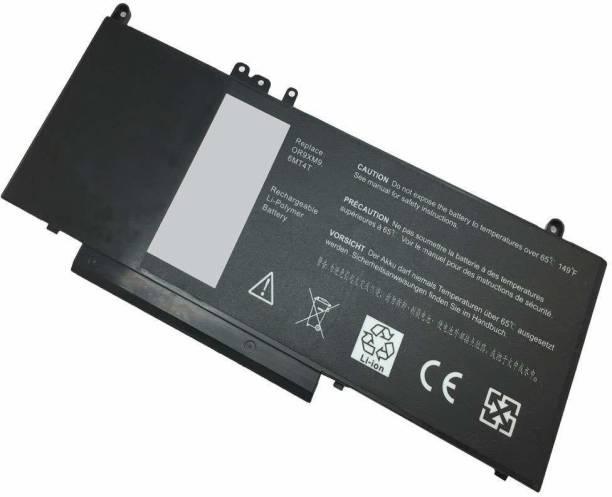 TravisLappy Laptop Battery For Latitude E5450 E5470 E5550 E5570 6 Cell Laptop Battery