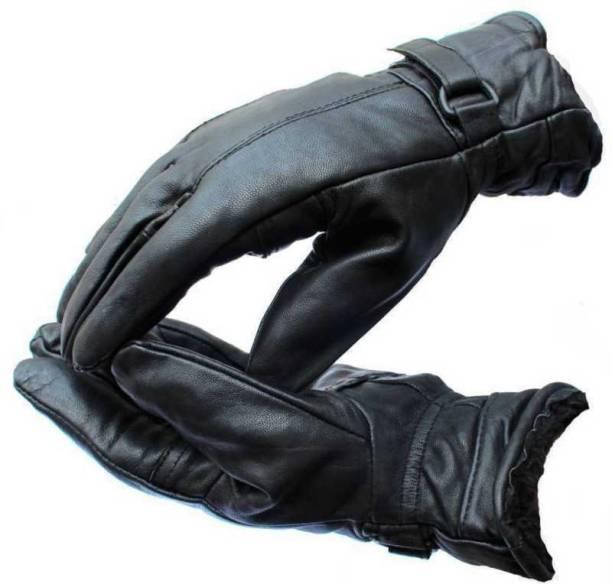ochrestar Solid Protective Men Gloves Cycling Gloves