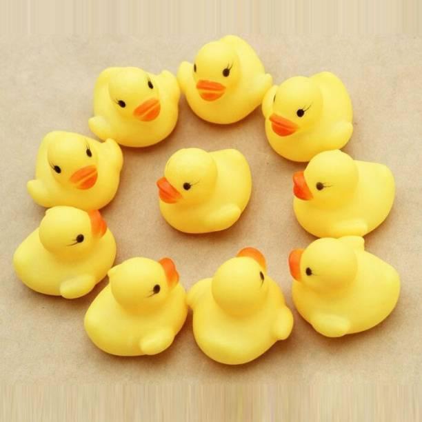 BANQLYN 10 Ducks, Duck Family Bath Toy