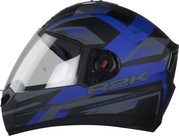 Steelbird SBA-1 R2K Motorbike Helmet