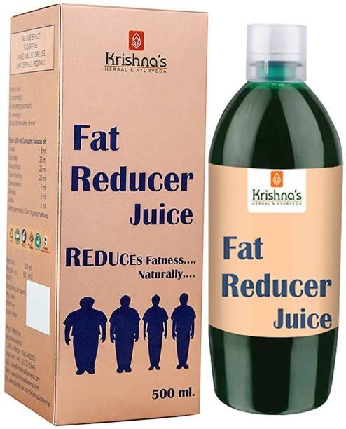 Krishna's Herbal & Ayurveda Fat Reducer Juice