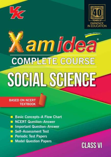 Xam Idea Social Science Class-6
