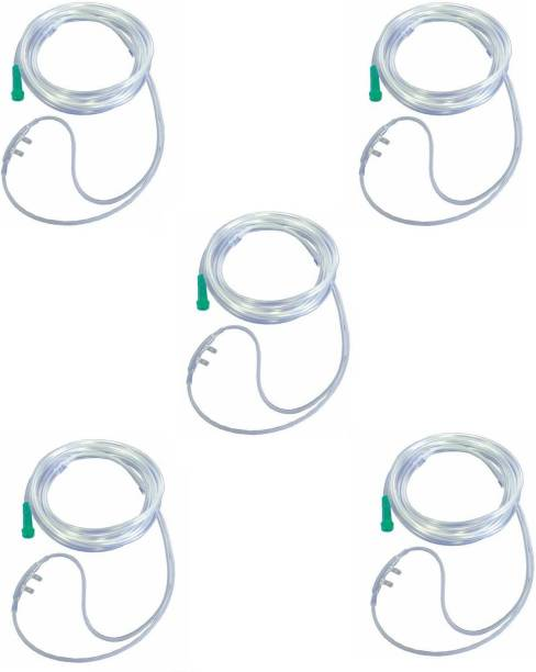 Agarwals OXYGEN NASAL CANNULA NEONATAL/INFANT 2 METERS (PACK OF 5) Nasal  Cannula