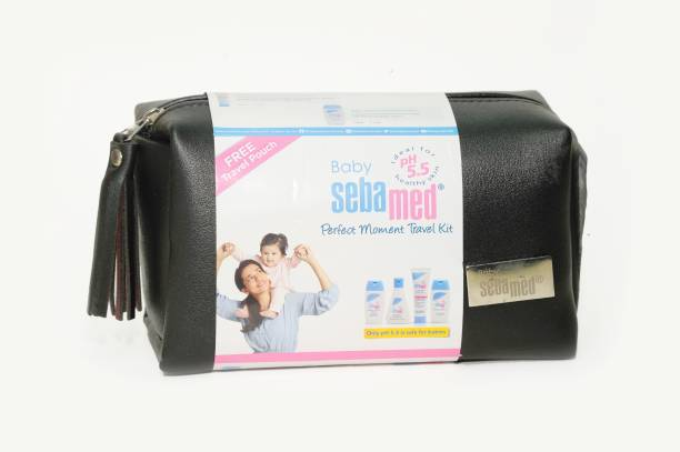 Sebamed Baby Sebamed Perfect Moment Travel Kit Combo Set