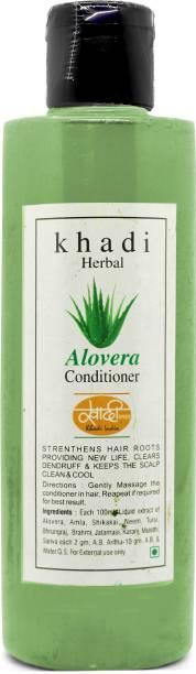 Khadi Herbal Khadi Natural Herbal Aloevera Conditioner 200ml