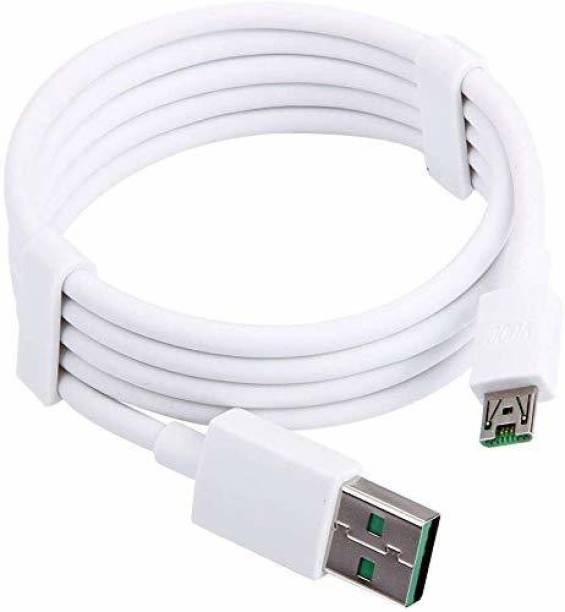 MIFKRT Original Fast Charger Cable V_OOC Charging 1 m Micro USB Cable 1 m Micro USB Cable