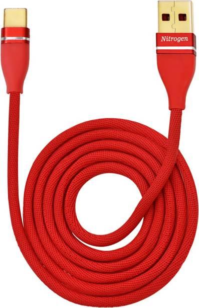 Nitrogen NDC-02-RD 1 m USB Type C Cable