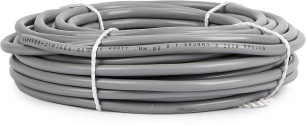 Oxcord PVC Black 15 m Wire