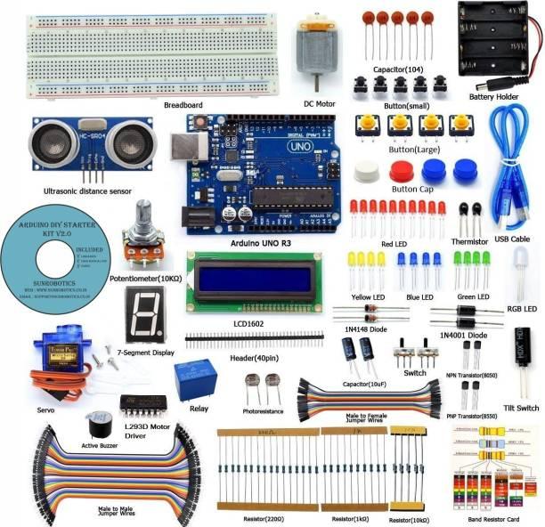 SunRobotics Arduino DIY Starter Kit V2.0 Electronic Components Electronic Hobby Kit