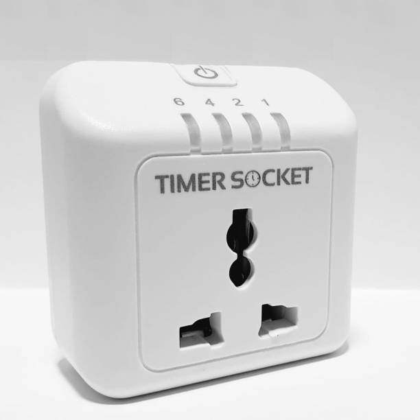 MIHIR Timer Plug Socket Programmable Electronic Timer Switch