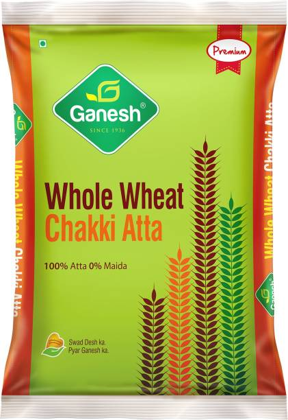 Ganesh Whole Wheat Chakki Atta