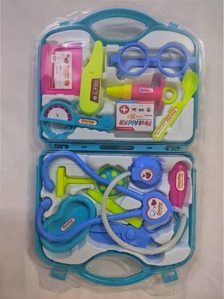 RJV Global Doctor Kit Toys for Kids