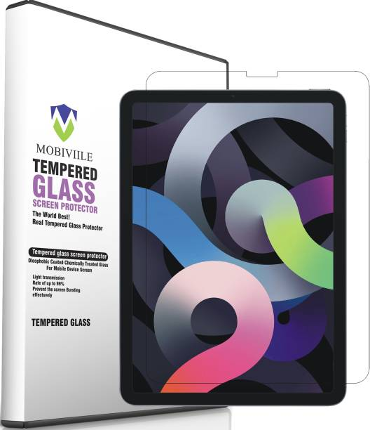 MOBIVIILE Tempered Glass Guard for Apple iPad Pro 11 inch
