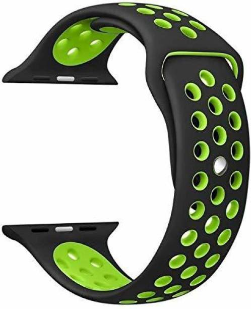 Tezos Soft Silicone Sport Band 42mm/44mm Smart Watch Strap