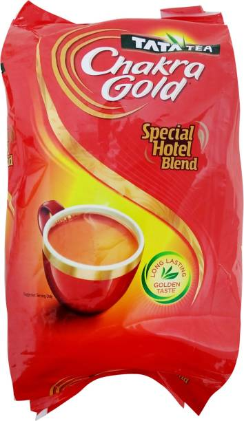 Tata Chakra Gold Tea Pouch