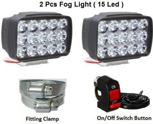 PETROX Fog Lamp, Headlight, Parking Light, Indicator Light, Mirror Light, License Plate Light LED