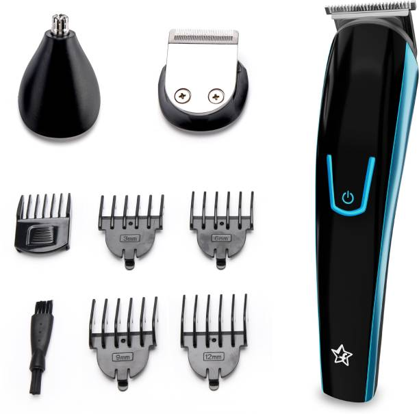 Flipkart SmartBuy MultiTrim Runtime: 60 min Multi Purpose Trimmer for Men