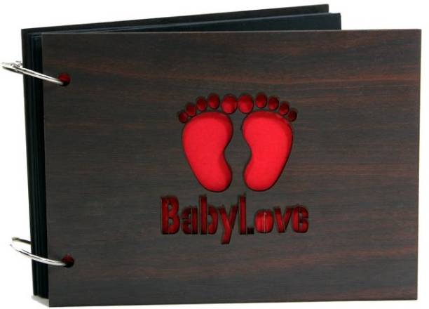 Whichwood Baby Love Wooden Album Album