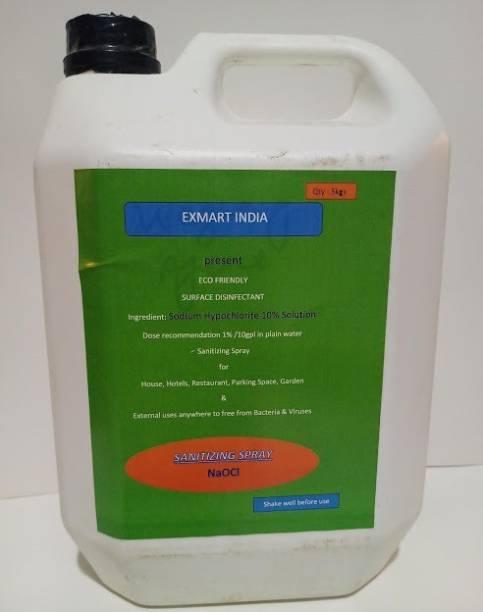 Exmart India Hypo Sodium Hypo Chlorite