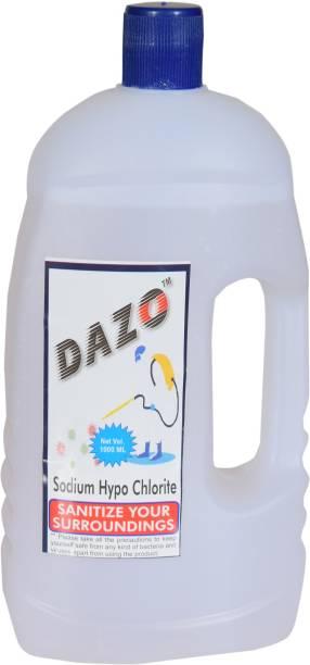 dazo Sodium Hypochlorite Disinfectant Liquid 1L