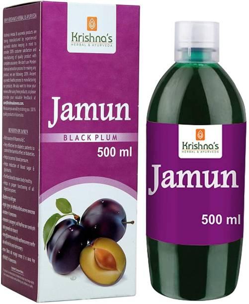 Krishna's Herbal & Ayurveda Jamun Juice