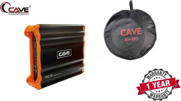 Cave Rj-329 Two Class AB Car Amplifier