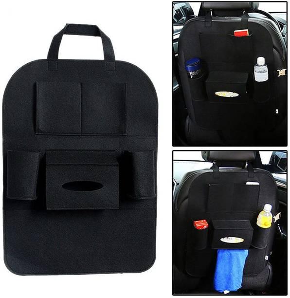 saluna Back seat Multi Pocket Organiser Car Storage Bag & Bin Car Storage Bag & Bin